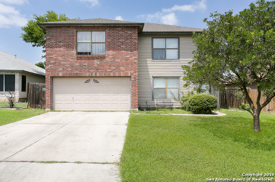 Converse Single Family Home New: 8109 Cheryl Meadow Dr