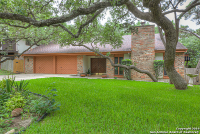 San Antonio Single Family Home New: 14522 Majestic Prince St