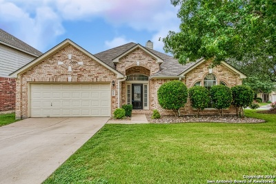 San Antonio Single Family Home New: 2106 Encino Breeze