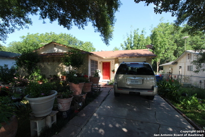 San Antonio Single Family Home New: 12334 La Barca Dr