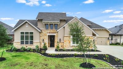 Bexar County Single Family Home New: 7847 Vanity Hill