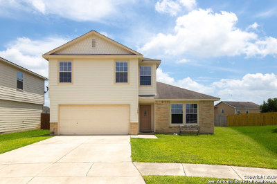Cibolo Single Family Home New: 100 Willow Warbler