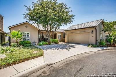 Bexar County Single Family Home New: 10 Bryanston Ct