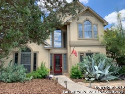 San Antonio Single Family Home New: 20522 Oak Farm