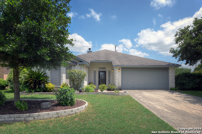 Cibolo Single Family Home New: 105 Ozuna Dr