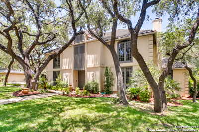 Bexar County Single Family Home New: 3103 Iron Stone Ln