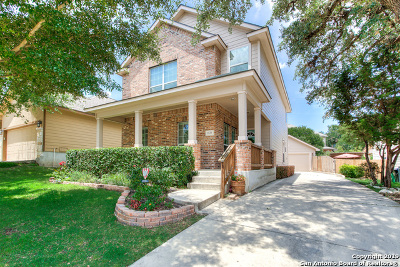 San Antonio Single Family Home New: 7634 Eagle Ledge