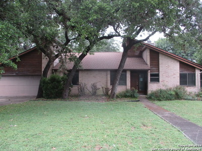 San Antonio Single Family Home New: 6102 Blazing Trail