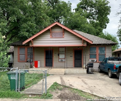 San Antonio Multi Family Home New: 439 Barrett Pl