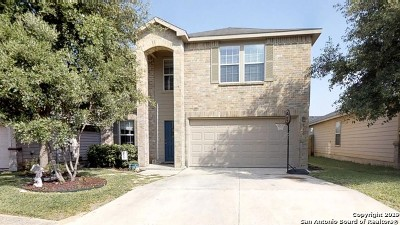 San Antonio Single Family Home New: 810 Silverado Way