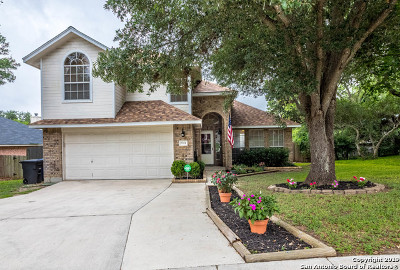 San Antonio Single Family Home New: 7918 Viking Trail