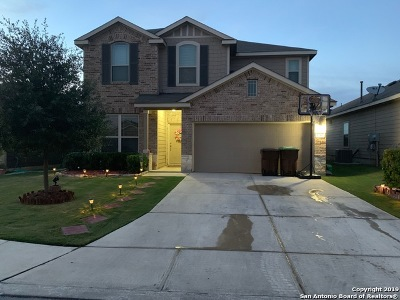 San Antonio Single Family Home New: 9707 Marbach Crest