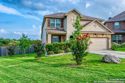 San Antonio Single Family Home New: 10502 Gentle Fox Bay