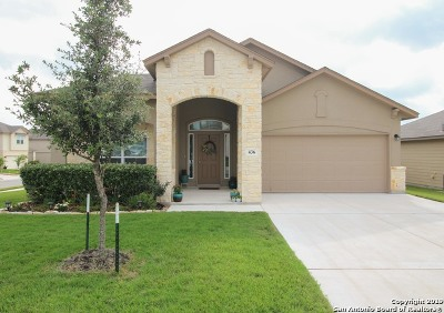 Cibolo Single Family Home New: 436 Kingsway