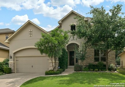 Bexar County Single Family Home New: 24038 Stately Oaks