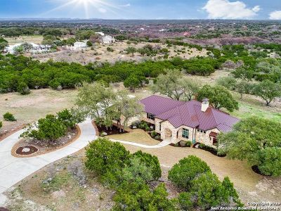 Boerne Single Family Home For Sale: 131 Spring Valley Cove