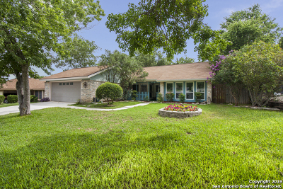 San Antonio Single Family Home New: 16218 Bear Run St