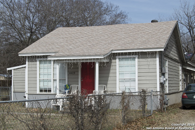 San Antonio Multi Family Home New: 4419 Hein Rd