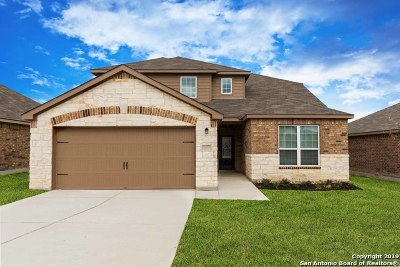 San Antonio Single Family Home New: 11828 Wolf Canyon