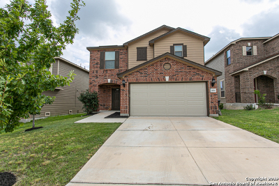 Bexar County Single Family Home New: 7454 Bluebonnet Bay