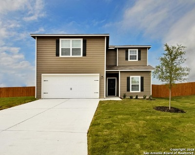 San Antonio Single Family Home New: 6624 Rosenthal Pass