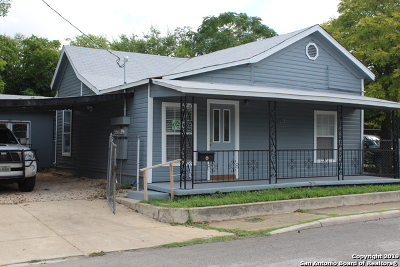 San Antonio Multi Family Home New: 111 Rehmann St