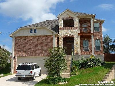 San Antonio Single Family Home New: 16223 Shooting Star
