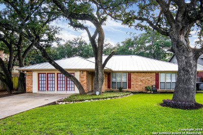 San Antonio Single Family Home New: 12359 Autumn Vista St
