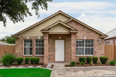 San Antonio Single Family Home New: 4706 Gavlick Farm