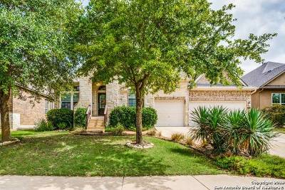 San Antonio Single Family Home New: 8423 Silent Creek