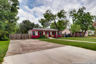 San Antonio Single Family Home New: 524 Westminster Ave