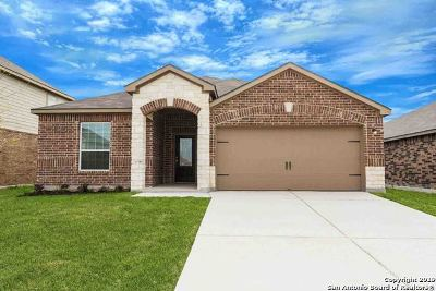 San Antonio Single Family Home New: 11812 Wolf Canyon