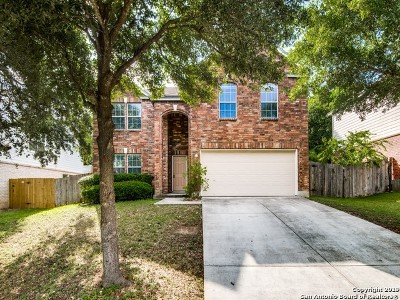 Universal City Single Family Home Active Option: 8518 Collingwood
