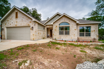 Boerne Single Family Home New: 204 River Forest Dr