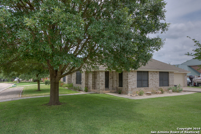 Comal County Single Family Home New: 920 Eagles Nest