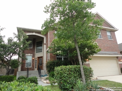 Bexar County Rental New: 1623 Mountain Cove
