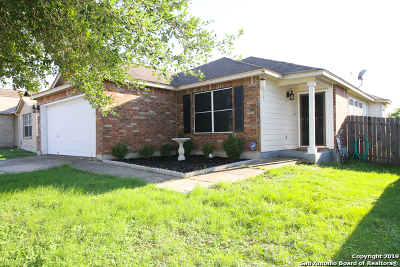San Antonio Single Family Home New: 4435 Mystic Sunrise Dr