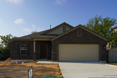 San Antonio Single Family Home New: 6222 Fox Peak Dr