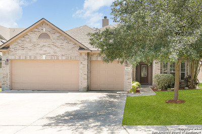 Cibolo Single Family Home New: 113 Spyglass Cove