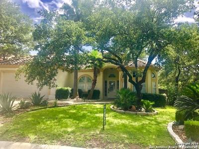 Stone Oak Rental New: 18938 Calle Cierra