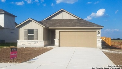 New Braunfels Single Family Home New: 1337 Kelly River