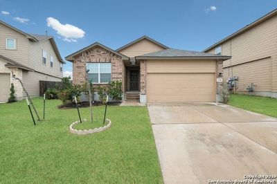 San Antonio Single Family Home New: 11506 Boyd Bay