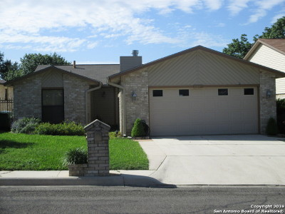 San Antonio Single Family Home New: 4326 Putting Green Dr