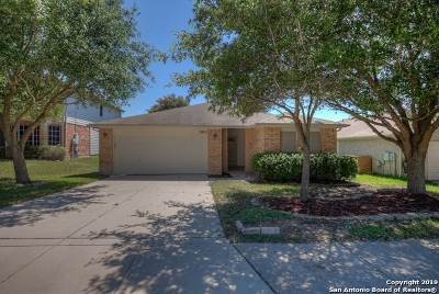 Schertz Single Family Home New: 3925 Windy Brook