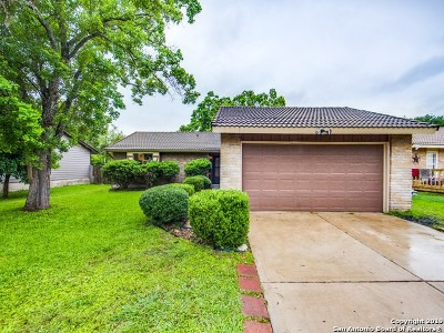 San Antonio Single Family Home New: 5627 Sunup Dr