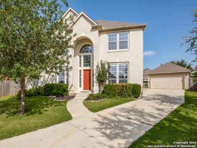 Seguin Single Family Home New: 2176 Autumn Vista