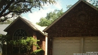 San Antonio Single Family Home New: 9326 Marblehill Dr