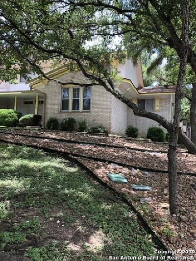 San Antonio TX Condo/Townhouse New: $189,000