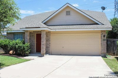 San Antonio Single Family Home New: 9734 Dawn Trail