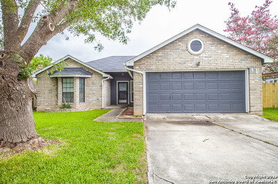 San Antonio Single Family Home New: 5110 Lakebend East Dr